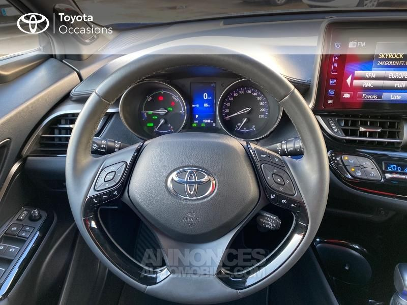Toyota C-HR 122h Collection 2WD E-CVT RC18 - <small></small> 26.990 € <small>TTC</small> - #6