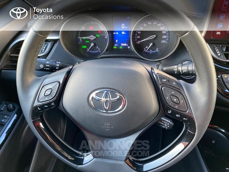 Toyota C-HR 122h Collection 2WD E-CVT RC18 - <small></small> 26.990 € <small>TTC</small> - #10