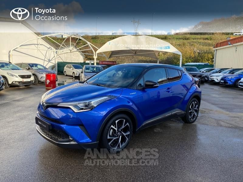 Toyota C-HR 122h Collection 2WD E-CVT RC18 - <small></small> 26.990 € <small>TTC</small> - #16