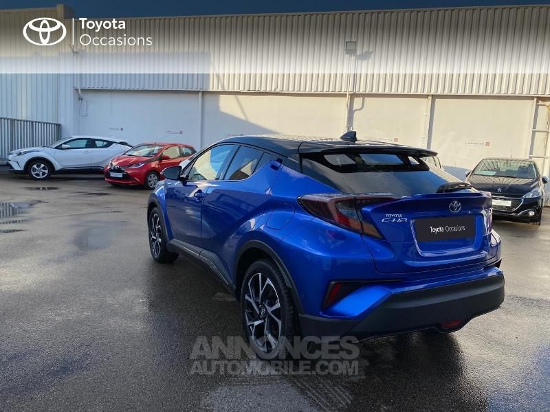 Toyota C-HR 122h Collection 2WD E-CVT RC18 - <small></small> 26.990 € <small>TTC</small> - #17