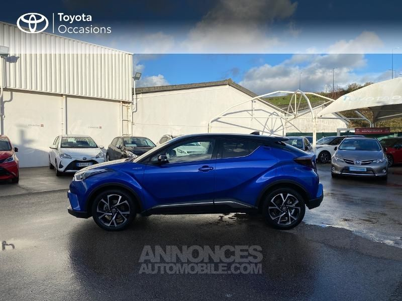 Toyota C-HR 122h Collection 2WD E-CVT RC18 - <small></small> 26.990 € <small>TTC</small> - #18