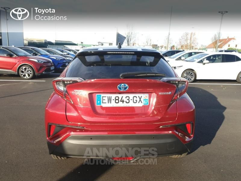 Toyota C-HR 122h Collection 2WD E-CVT RC18 - <small></small> 24.990 € <small>TTC</small> - #4