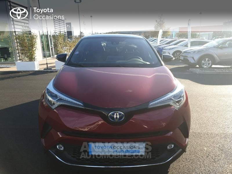 Toyota C-HR 122h Collection 2WD E-CVT RC18 - <small></small> 24.990 € <small>TTC</small> - #5
