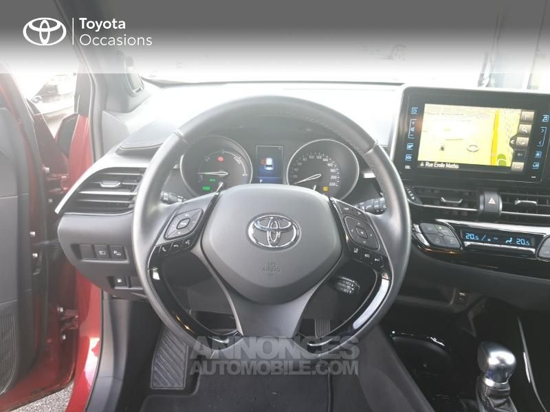 Toyota C-HR 122h Collection 2WD E-CVT RC18 - <small></small> 24.990 € <small>TTC</small> - #9