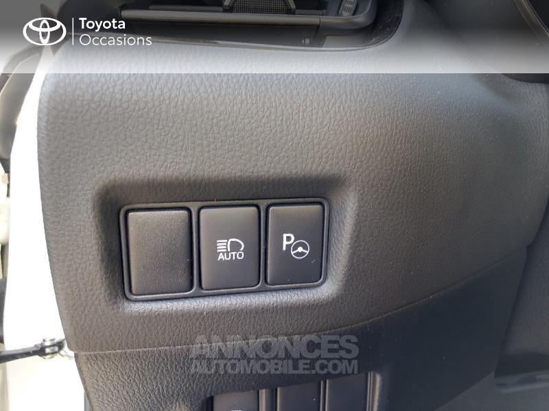 Toyota C-HR 122h Distinctive 2WD E-CVT - <small></small> 19.990 € <small>TTC</small> - #16