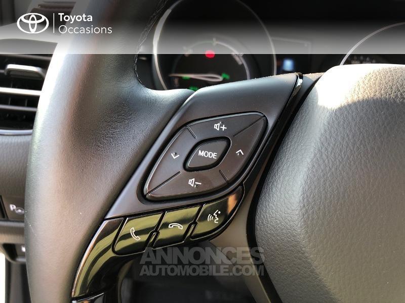 Toyota C-HR 122h Distinctive 2WD E-CVT - <small></small> 19.990 € <small>TTC</small> - #17