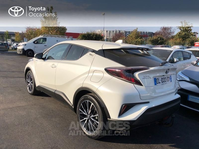 Toyota C-HR 122h Distinctive 2WD E-CVT - <small></small> 19.990 € <small>TTC</small> - #20