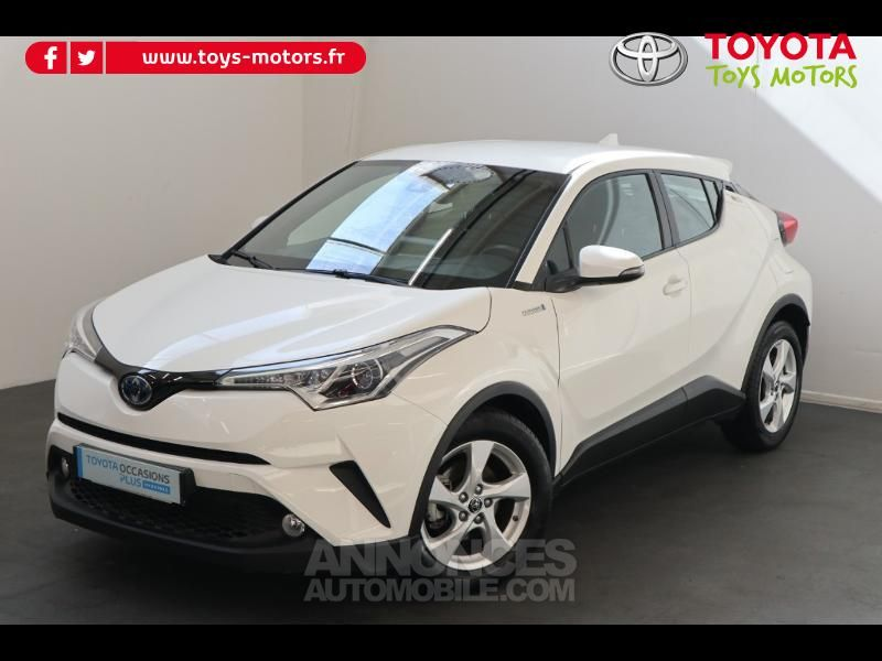 Toyota C-HR 122h Dynamic 2WD E-CVT - <small></small> 19.490 € <small>TTC</small> - #1