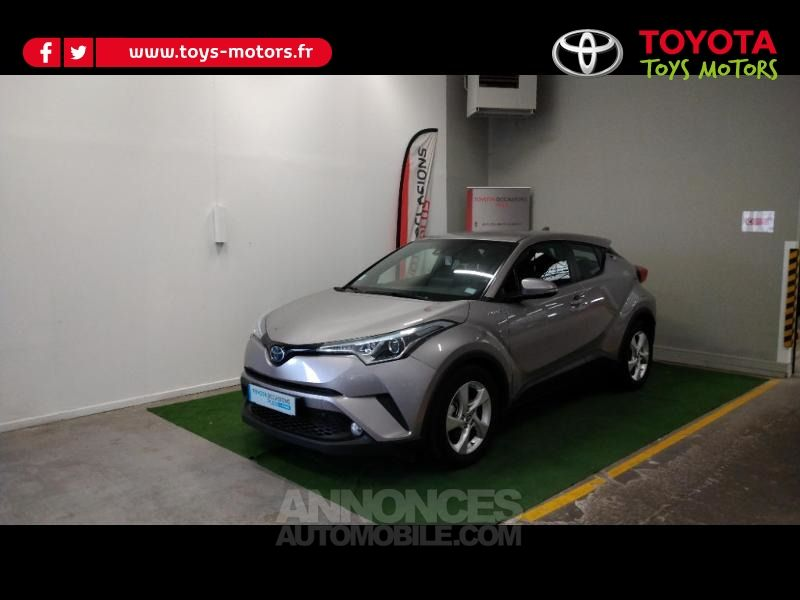 Toyota C-HR 122h Dynamic 2WD E-CVT - <small></small> 19.490 € <small>TTC</small> - #2