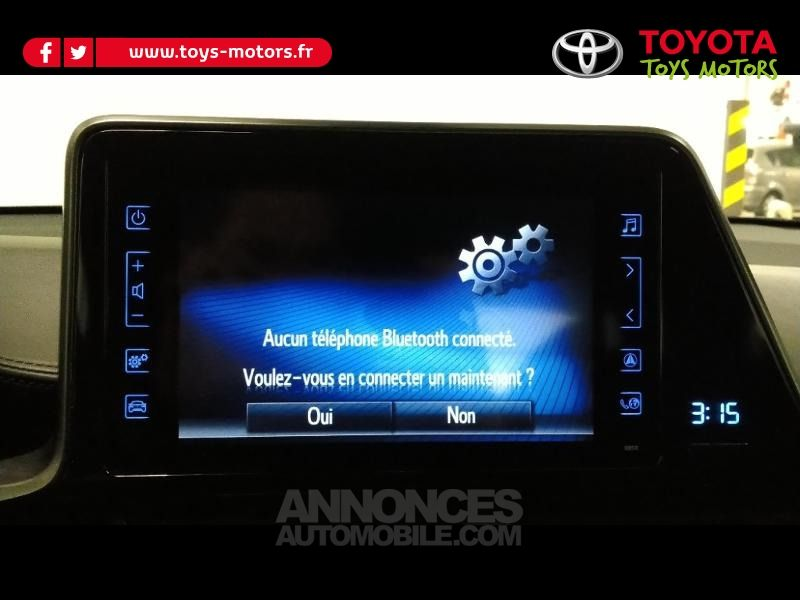 Toyota C-HR 122h Dynamic 2WD E-CVT - <small></small> 19.490 € <small>TTC</small> - #14