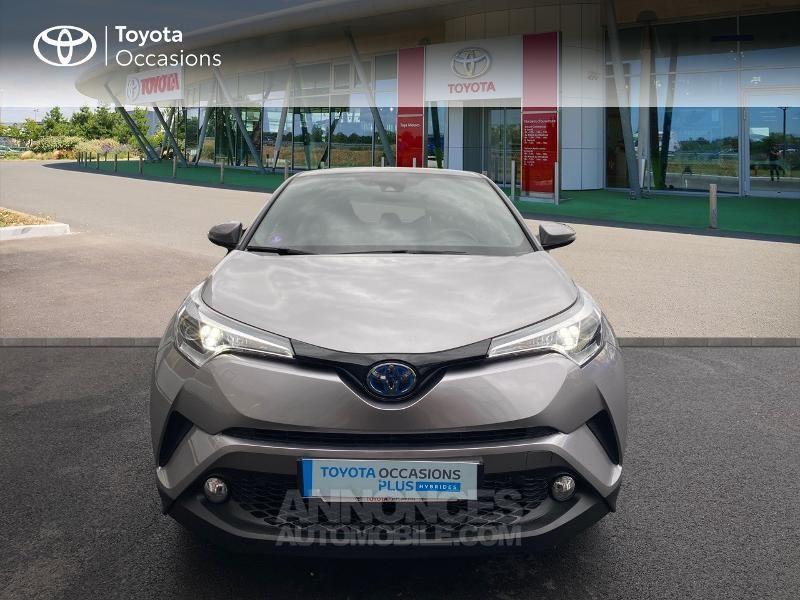 Toyota C-HR 122h Dynamic 2WD E-CVT - <small></small> 19.990 € <small>TTC</small> - #5