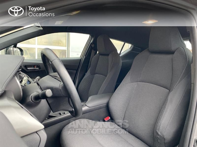 Toyota C-HR 122h Dynamic 2WD E-CVT - <small></small> 19.990 € <small>TTC</small> - #11