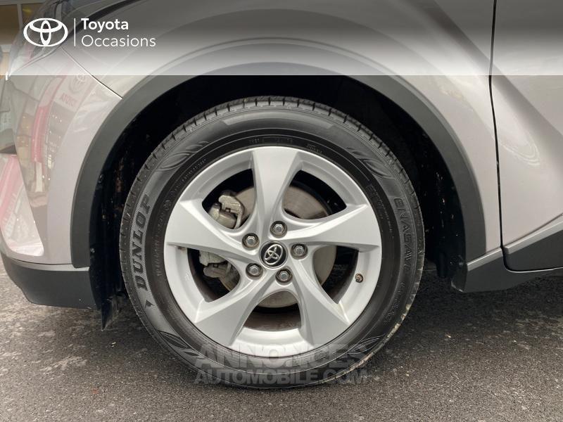 Toyota C-HR 122h Dynamic 2WD E-CVT - <small></small> 19.990 € <small>TTC</small> - #16