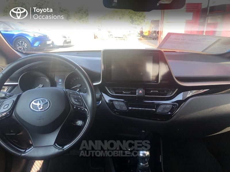 Toyota C-HR 122h Edition 2WD E-CVT RC18 - <small></small> 20.490 € <small>TTC</small> - #5