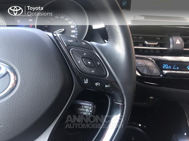 Toyota C-HR 122h Edition 2WD E-CVT RC18 - <small></small> 20.490 € <small>TTC</small> - #10
