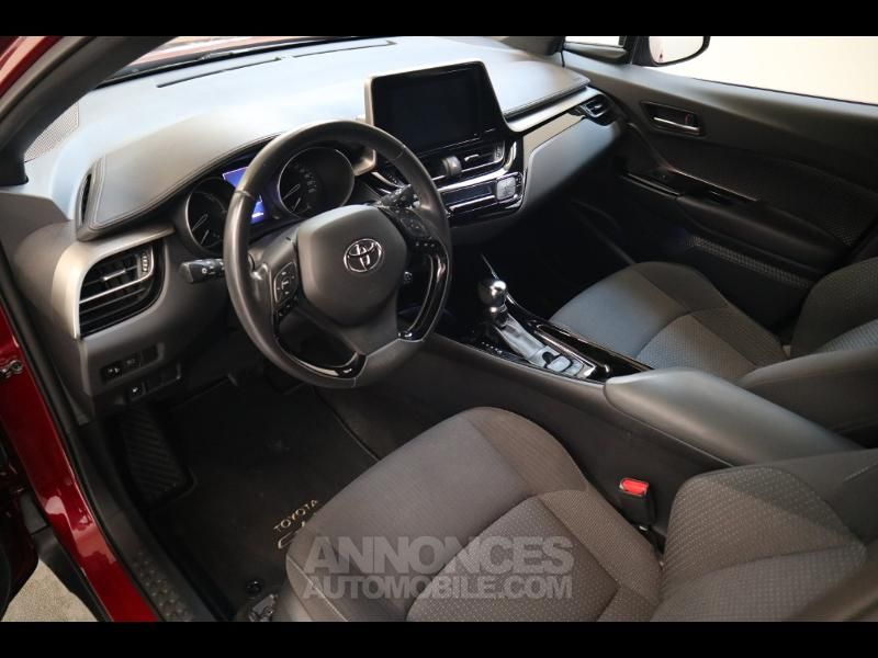 Toyota C-HR 122h Edition 2WD E-CVT RC18 - <small></small> 21.990 € <small>TTC</small> - #3