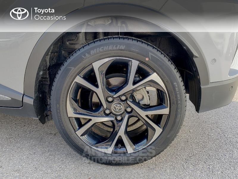 Toyota C-HR 122h Graphic 2WD E-CVT - <small></small> 21.490 € <small>TTC</small> - #4