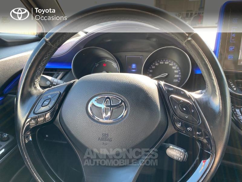Toyota C-HR 122h Graphic 2WD E-CVT - <small></small> 21.490 € <small>TTC</small> - #8