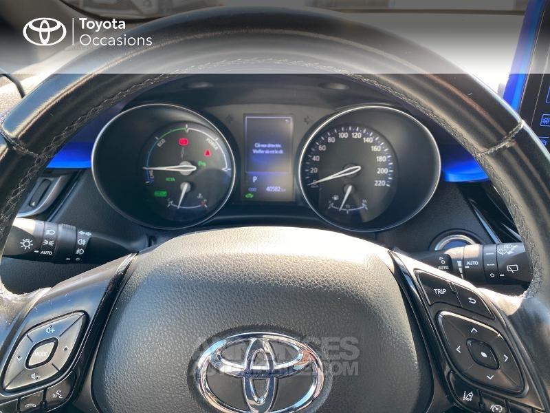 Toyota C-HR 122h Graphic 2WD E-CVT - <small></small> 21.490 € <small>TTC</small> - #10