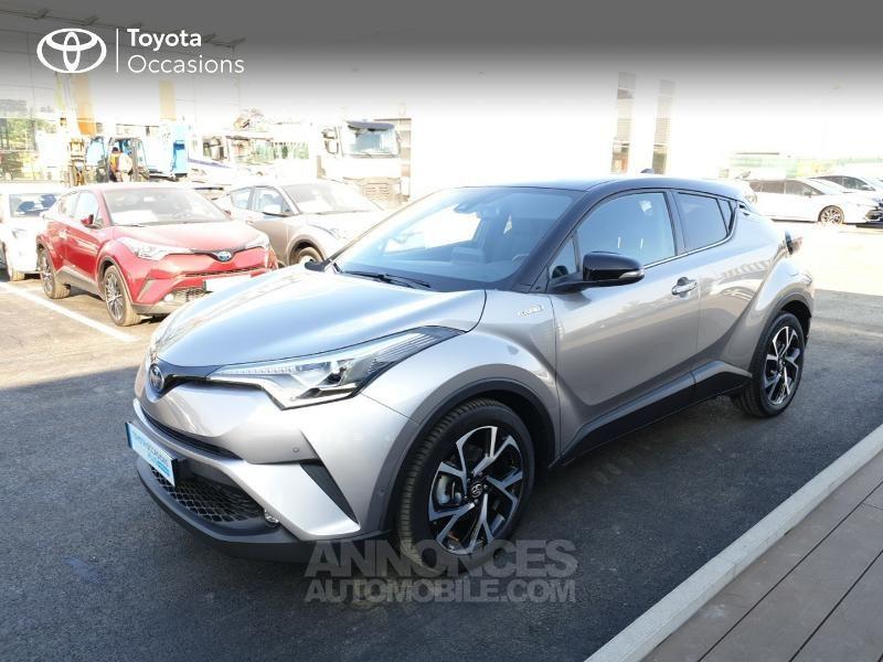 Toyota C-HR 122h Graphic 2WD E-CVT - <small></small> 21.490 € <small>TTC</small> - #18