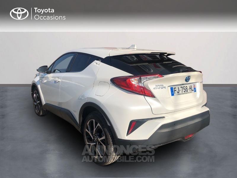 Toyota C-HR 122h Graphic 2WD E-CVT RC18 - <small></small> 23.990 € <small>TTC</small> - #2