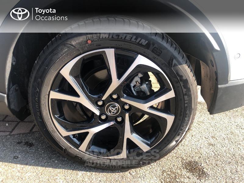Toyota C-HR 122h Graphic 2WD E-CVT RC18 - <small></small> 23.990 € <small>TTC</small> - #4