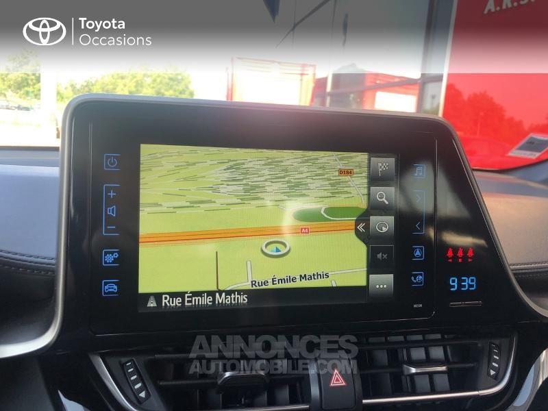 Toyota C-HR 122h Graphic 2WD E-CVT RC18 - <small></small> 23.990 € <small>TTC</small> - #7