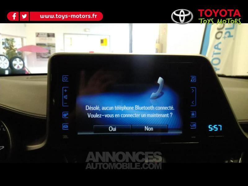 Toyota C-HR 122h JBL Edition 2WD E-CVT RC18 - <small></small> 28.990 € <small>TTC</small> - #17