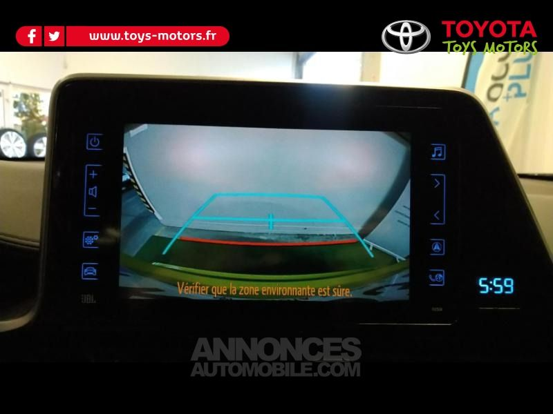 Toyota C-HR 122h JBL Edition 2WD E-CVT RC18 - <small></small> 28.990 € <small>TTC</small> - #19