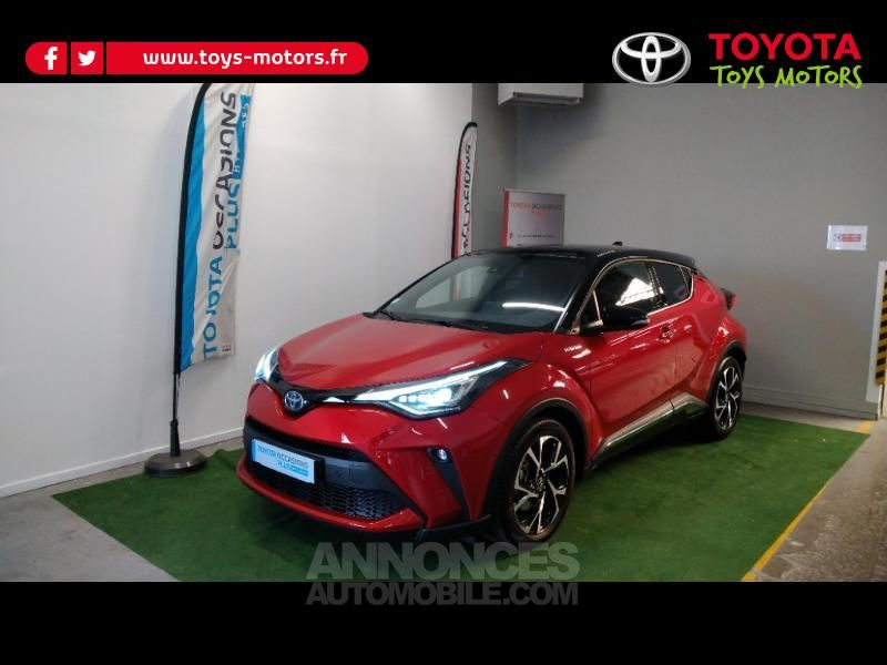 Toyota C-HR 184h Collection 2WD E-CVT MC19 - <small></small> 34.990 € <small>TTC</small> - #2