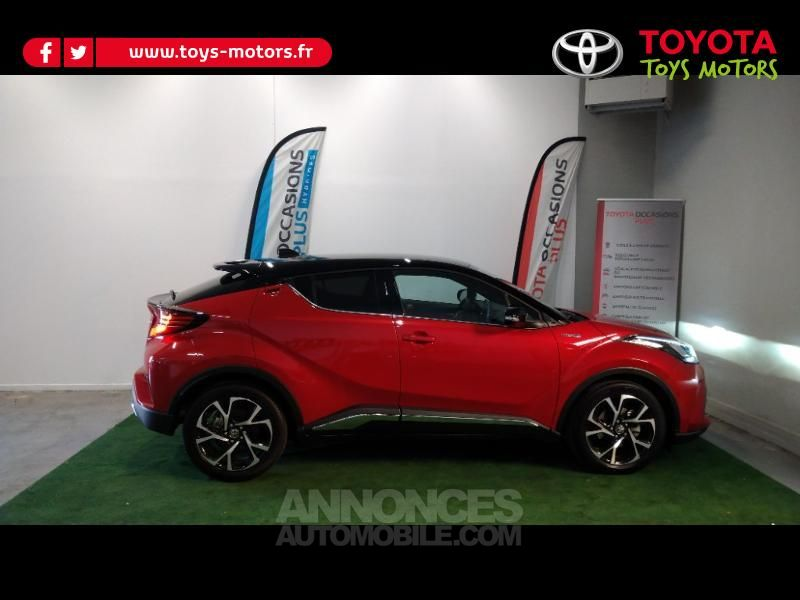 Toyota C-HR 184h Collection 2WD E-CVT MC19 - <small></small> 34.990 € <small>TTC</small> - #6