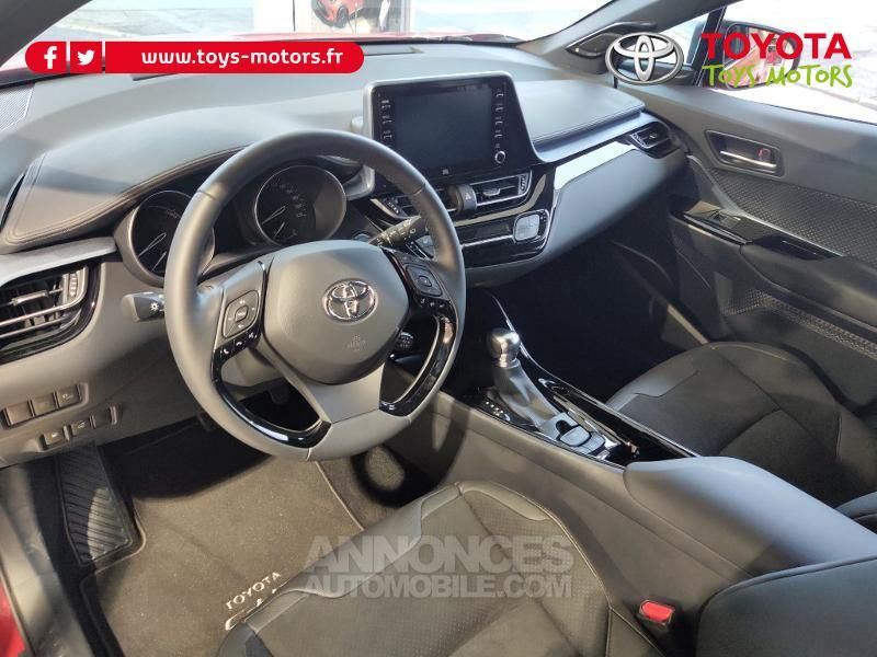 Toyota C-HR 184h Collection 2WD E-CVT MC19 - <small></small> 34.990 € <small>TTC</small> - #7