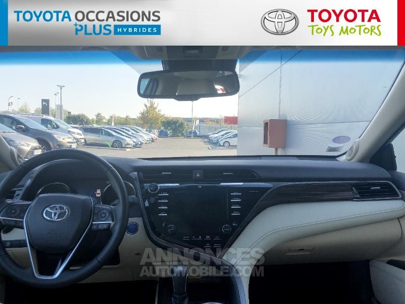 Toyota Camry Hybride 218ch Lounge - <small></small> 35.990 € <small>TTC</small> - #5
