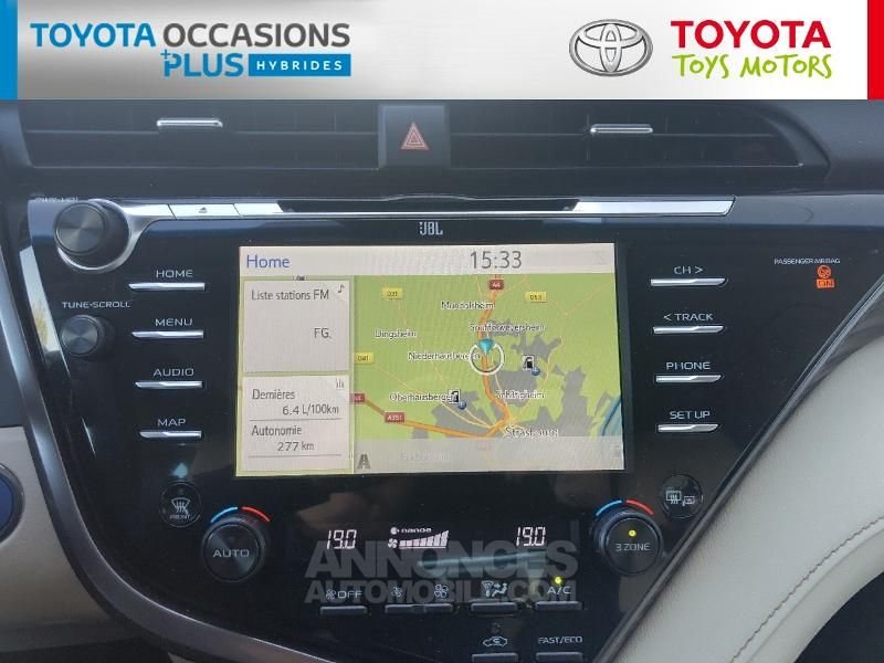 Toyota Camry Hybride 218ch Lounge - <small></small> 35.990 € <small>TTC</small> - #7