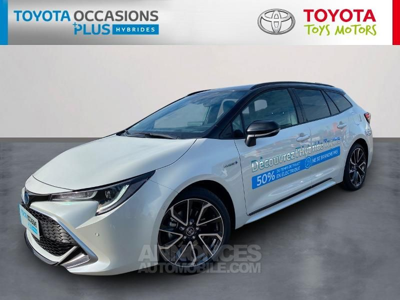 Toyota Corolla Touring Sport 180h Collection-Pack Techno-RdS - <small></small> 31.790 € <small>TTC</small> - #1