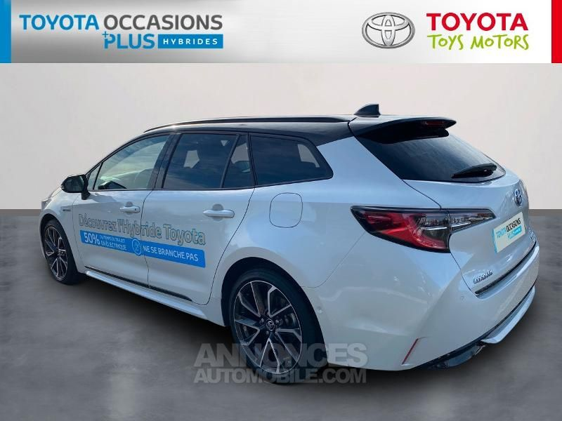 Toyota Corolla Touring Sport 180h Collection-Pack Techno-RdS - <small></small> 31.790 € <small>TTC</small> - #2