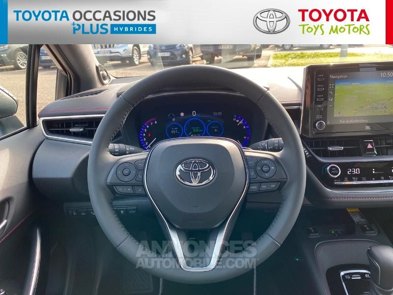 Toyota Corolla Touring Sport 180h Collection-Pack Techno-RdS - <small></small> 31.790 € <small>TTC</small> - #6