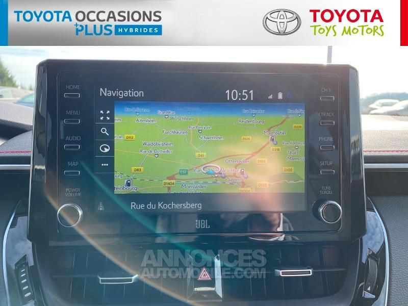 Toyota Corolla Touring Sport 180h Collection-Pack Techno-RdS - <small></small> 31.790 € <small>TTC</small> - #7