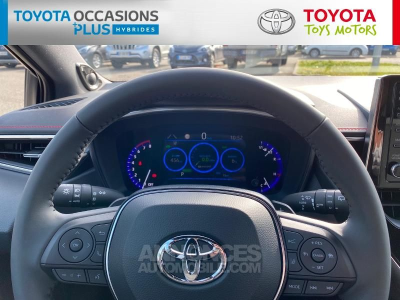 Toyota Corolla Touring Sport 180h Collection-Pack Techno-RdS - <small></small> 31.790 € <small>TTC</small> - #8