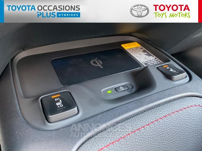 Toyota Corolla Touring Sport 180h Collection-Pack Techno-RdS - <small></small> 31.790 € <small>TTC</small> - #18