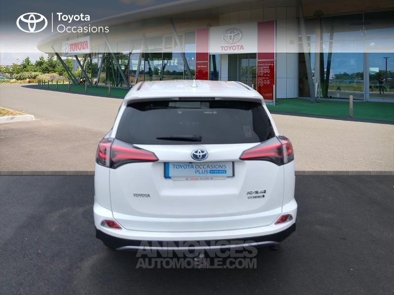 Toyota Rav4 197 Hybride Dynamic Edition 2WD CVT RC18 - <small></small> 26.990 € <small>TTC</small> - #4