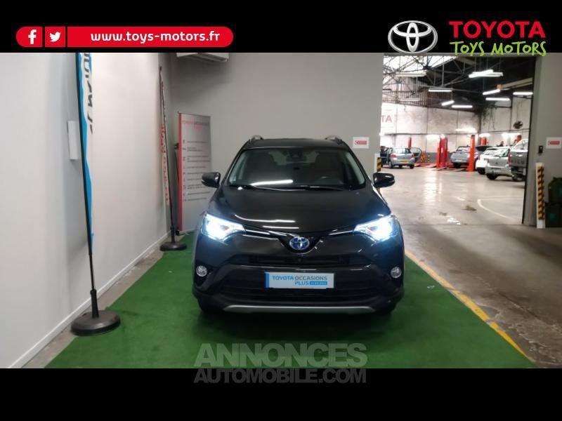 Toyota Rav4 197 Hybride Lounge 2WD CVT - <small></small> 28.490 € <small>TTC</small> - #1