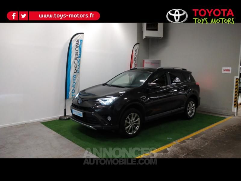 Toyota Rav4 197 Hybride Lounge 2WD CVT - <small></small> 28.490 € <small>TTC</small> - #2