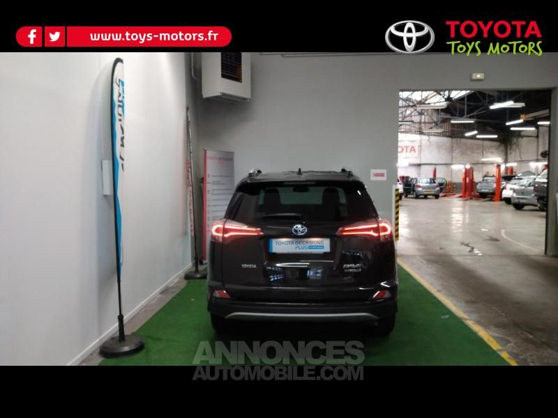 Toyota Rav4 197 Hybride Lounge 2WD CVT - <small></small> 28.490 € <small>TTC</small> - #4