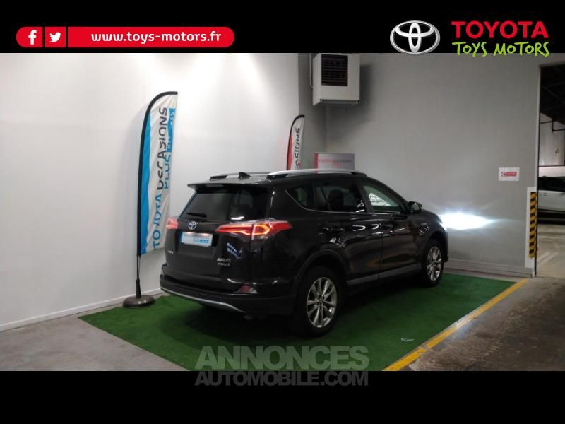 Toyota Rav4 197 Hybride Lounge 2WD CVT - <small></small> 28.490 € <small>TTC</small> - #5