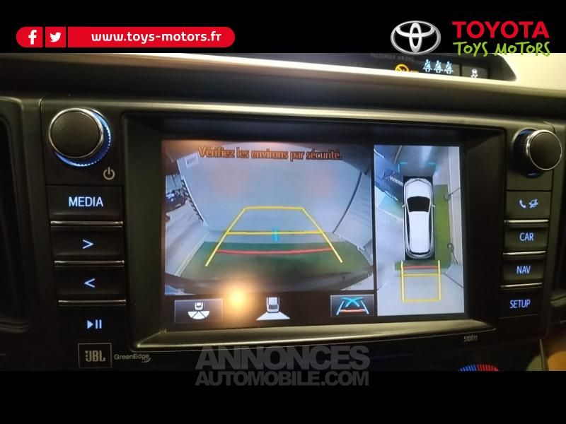 Toyota Rav4 197 Hybride Lounge 2WD CVT - <small></small> 28.490 € <small>TTC</small> - #18