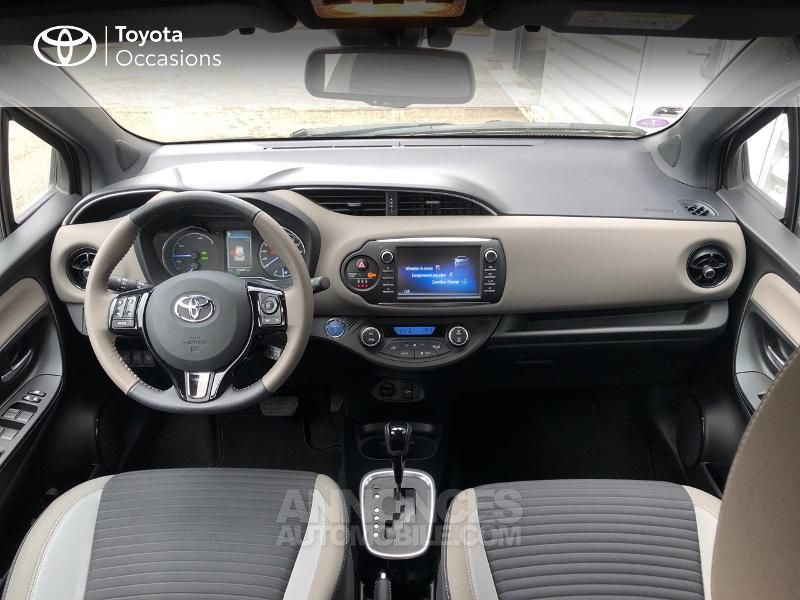 Toyota Yaris 100h Collection 5p - <small></small> 14.990 € <small>TTC</small> - #5