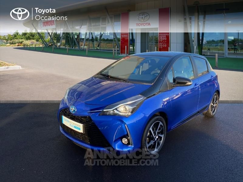 Toyota Yaris 100h Collection 5p MY19 - <small></small> 19.990 € <small>TTC</small> - #1