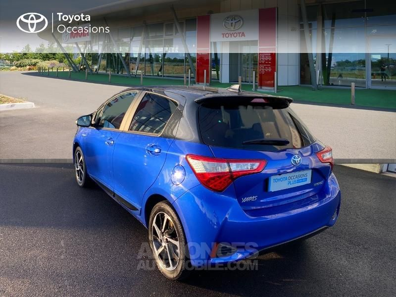Toyota Yaris 100h Collection 5p MY19 - <small></small> 19.990 € <small>TTC</small> - #2