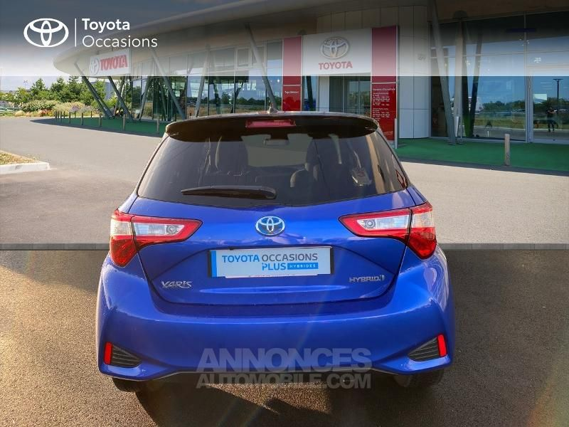 Toyota Yaris 100h Collection 5p MY19 - <small></small> 19.990 € <small>TTC</small> - #4